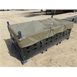 Unissued Heavy Duty Stackable Equipment Container