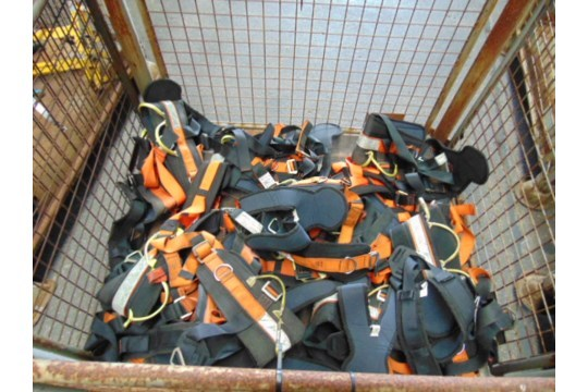 Lot 26624 - 9 x Abtech AB-FF-STD Rescue Harnesses.