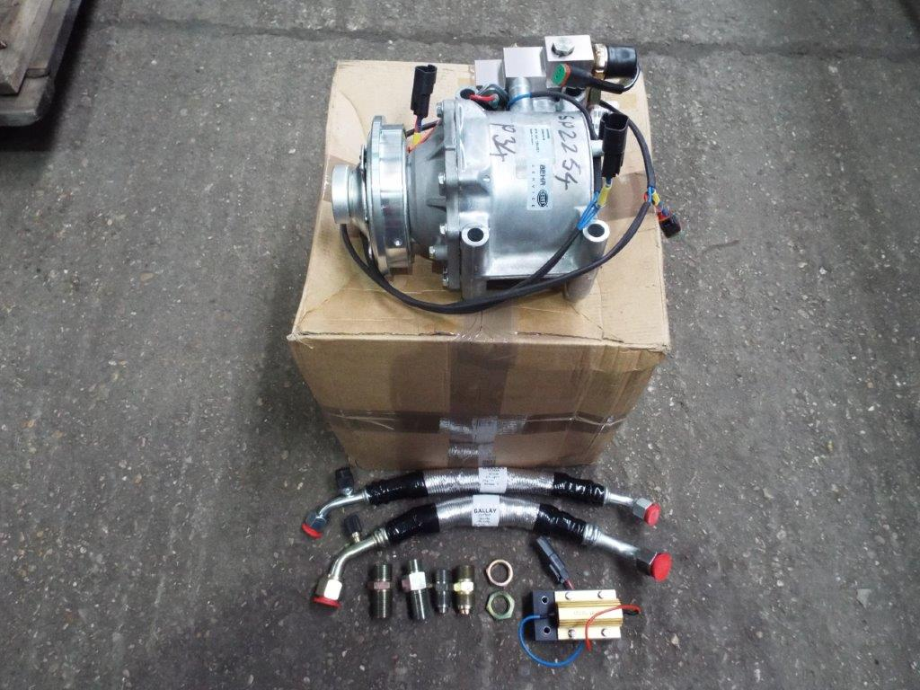 Lot 19679 - Mowag Duro / Gallay GLY8411 Air Conditioning Compressor Kit