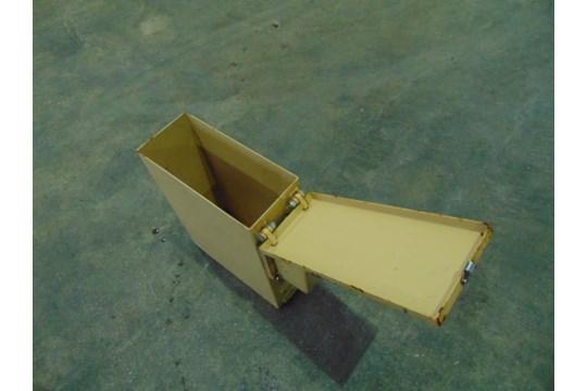 Lot 26586 - Vehicle Mounted Jerry Can Stowage Box