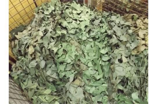 Lot 26840 - Camouflaged Woodland Netting