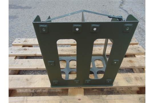 Lot 26585 - Vehicle Twin Jerry Can Rack