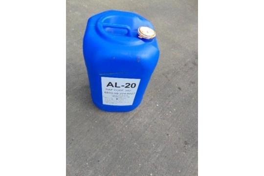 Lot 26589 - 4 x 25ltr AL20 Anti-Freeze