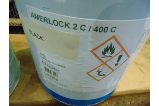 Lot 26612 - 2 x 5 Ltr Amerlock 2C/400GFA