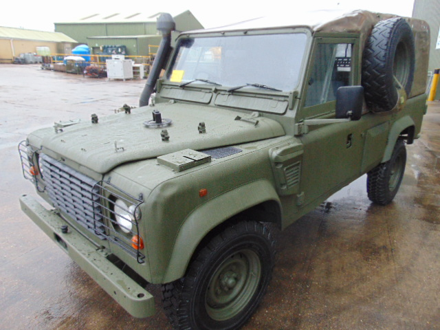 Lot 26569 - Land Rover Wolf 110 Soft Top