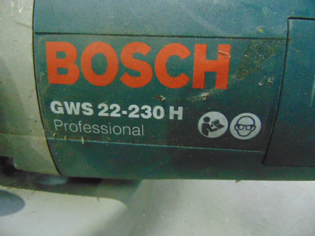 Lot 27324 - Bosch GWS 22-230 H Professioal Angle Grinder