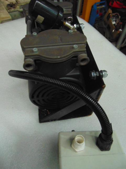 Lot 27360 - Gast 71R545-P41-C222X High Pressure Compressor