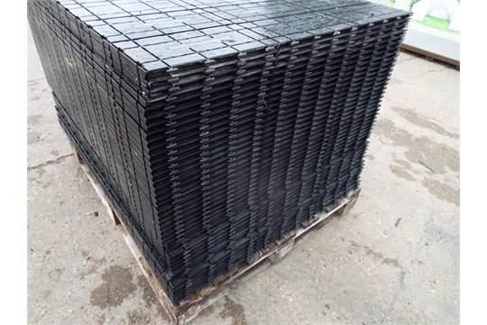 Lot 21979 - Rola Trac Interlocking Flooring - Approx 49 Square Metres