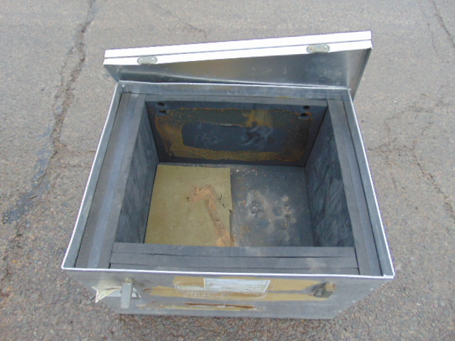 Lot 27344 - Heavy Duty Aluminium Stacking Case