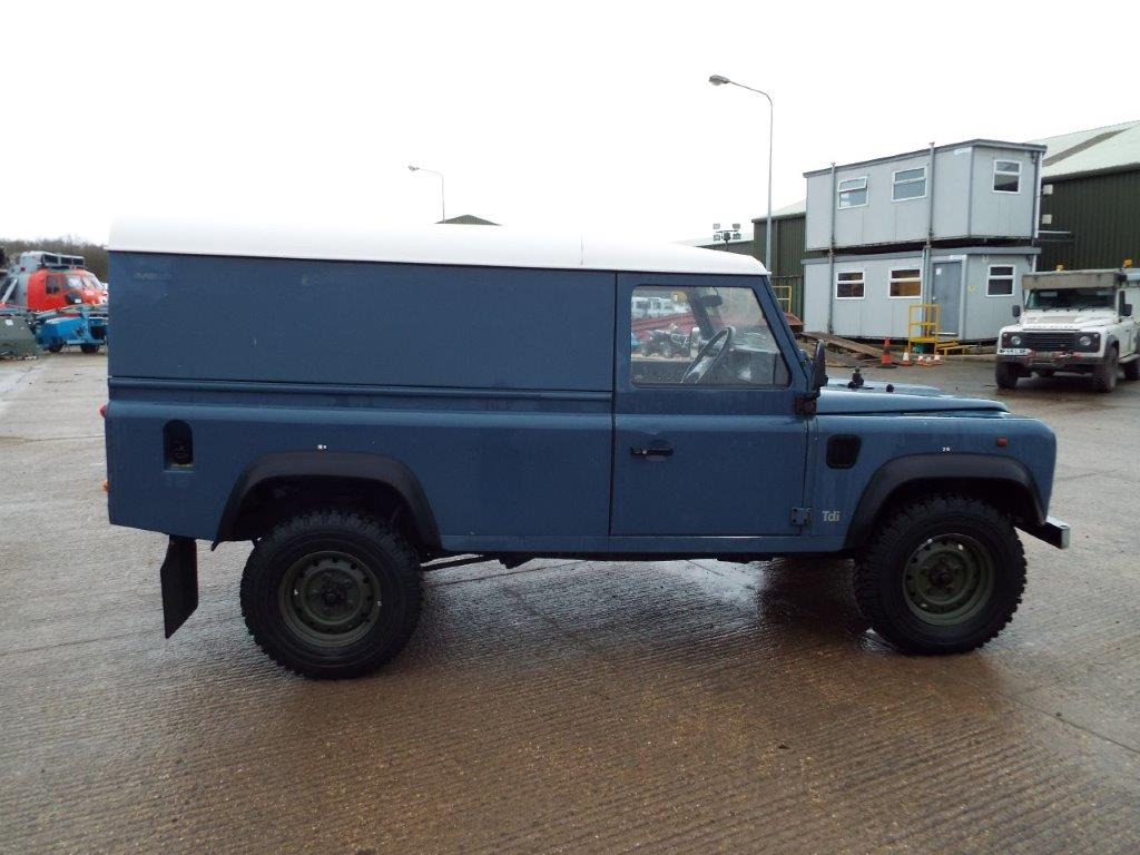 Military Land Rover Auction This Land Rover 110 Is The