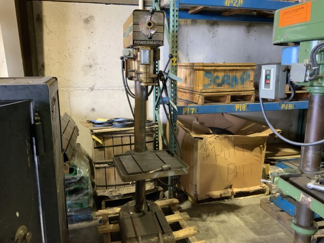Lot 1360 - Drill press