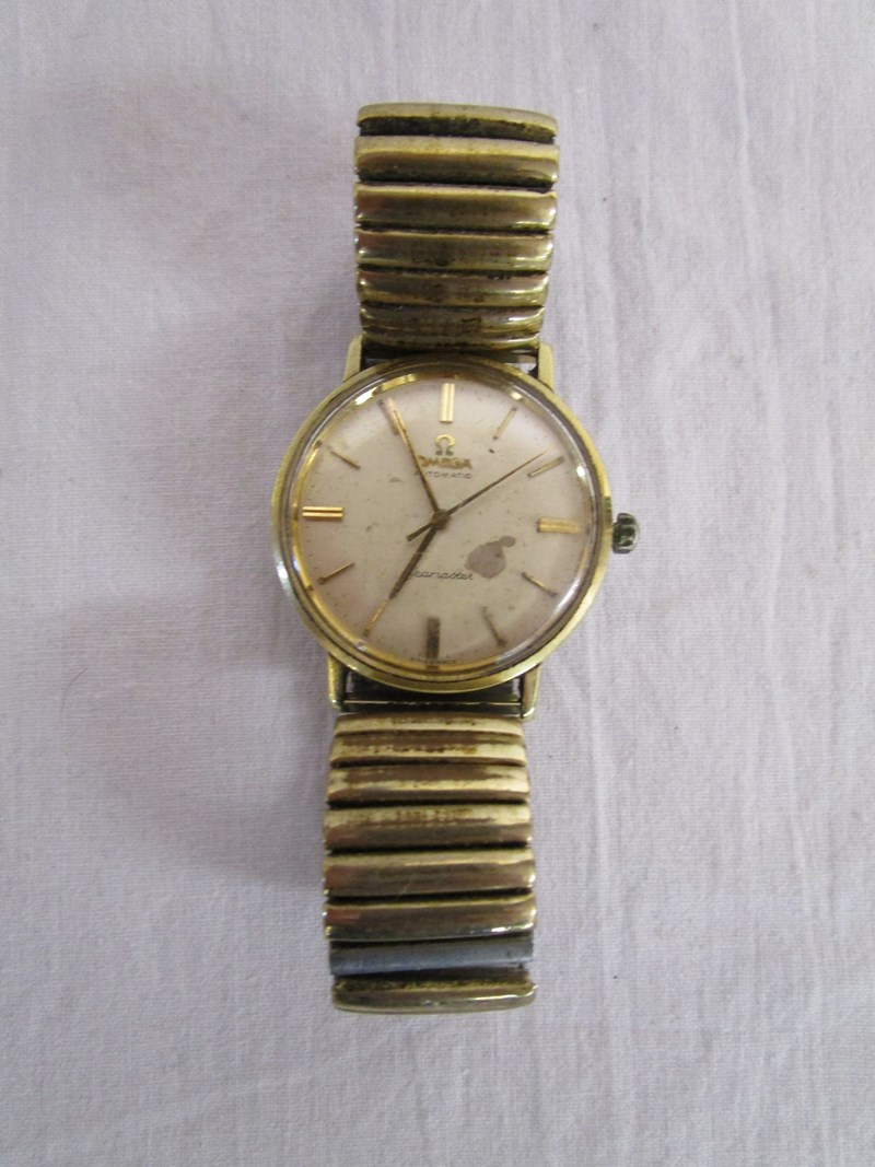 Lot 40 - Vintage Omega Seamaster watch