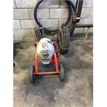 RIDGID ELECTRIC DRAIN SNAKE, MODEL K-1500B, S/N 97-3159, 700 RPM, 115V, 1PH, W/ (2) COILS