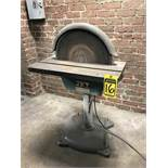 20'' DISC SANDER, 3HP, 1730 RPM, 230/460V, 3PH