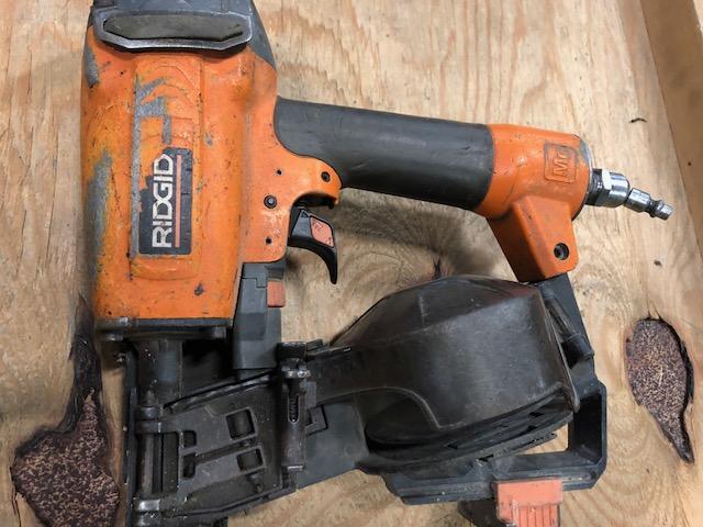 Ridgid cool roofing gun
