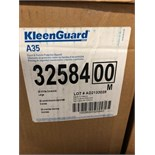 KleenGuard A35 Coverall paint suits. 25 suits per box.