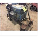Miller AEAD-200LE Constant Current AC-DC Arc Welding Generator on cart
