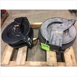 Truck Star hose reels. 1 in like new condition