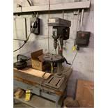 HDC BENCH DRILL PRESS; MODEL BDM-5, S/N 039986