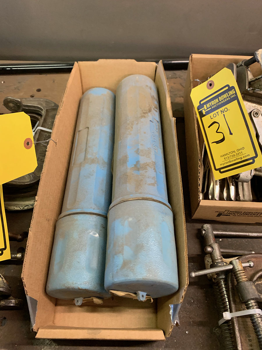 LOT OF ASSORTED WELDING RODS - Image 2 of 2