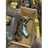 DUO FAST PNEUMATIC STAPLE GUN & PNEUMATIC DRILL
