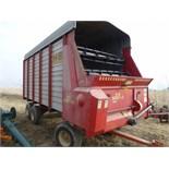 H&S Super 7+4 forage box w/ Kory 6278 tandem gear