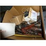 Box w/ IH parts