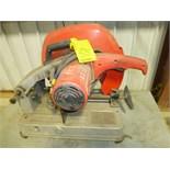 Milwaukee electric chop saw