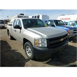 2008 Chevy Silverado 1500, ext. cab. 4x2. Check engine and airbag lights on. Tranny slips. 295,222