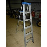 6' alum step ladder