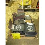 (6) boxes various size bolts/washers