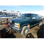 1993 Chevy 1500 Ext. Cab