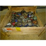 Box pallet w/nuts/bolts, hardware