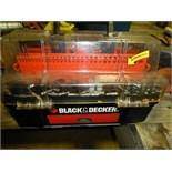 Black & Decker, socket, drill bit carrier