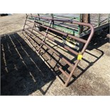 15' used gate