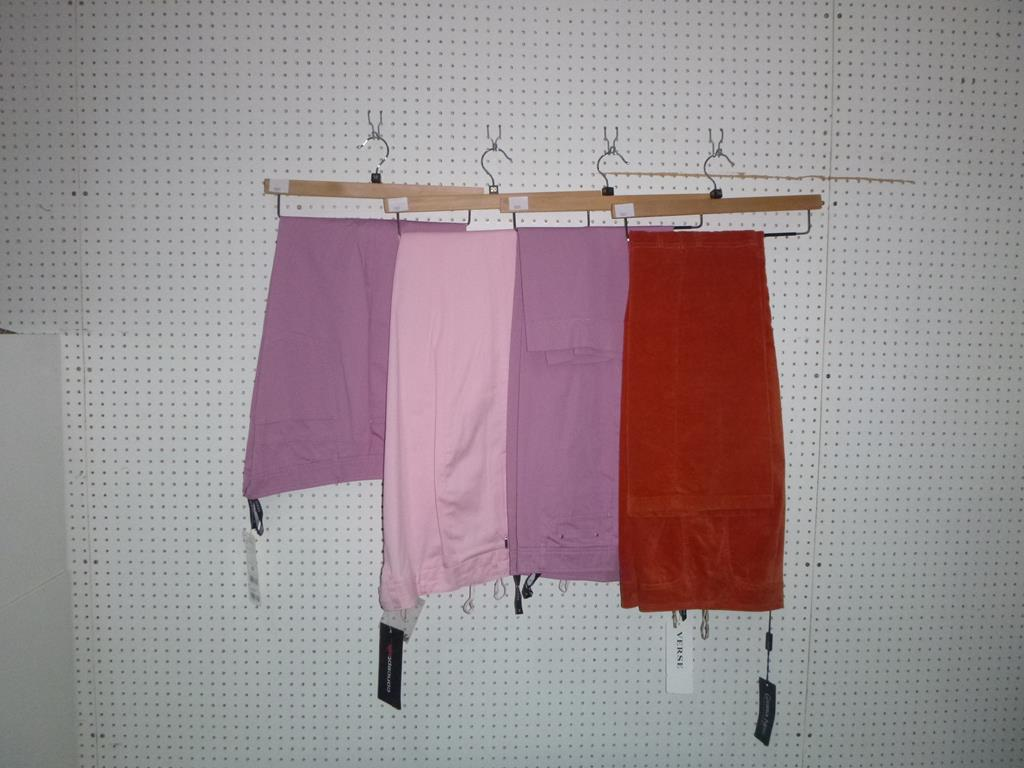 Lot 8027 - * Nine pairs of Ladies Trousers to include examples by Verse, Georgia Netti, Gil Bret, Jocavi,