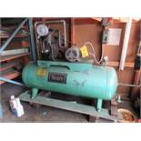 Sears 3 HP 2-Stage Reciprocating Horizontal Tank Mounted Air Compressor