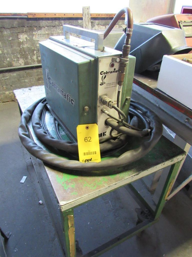 Lot 62 - MK Products Cobramatic 2-E Wire Feeder