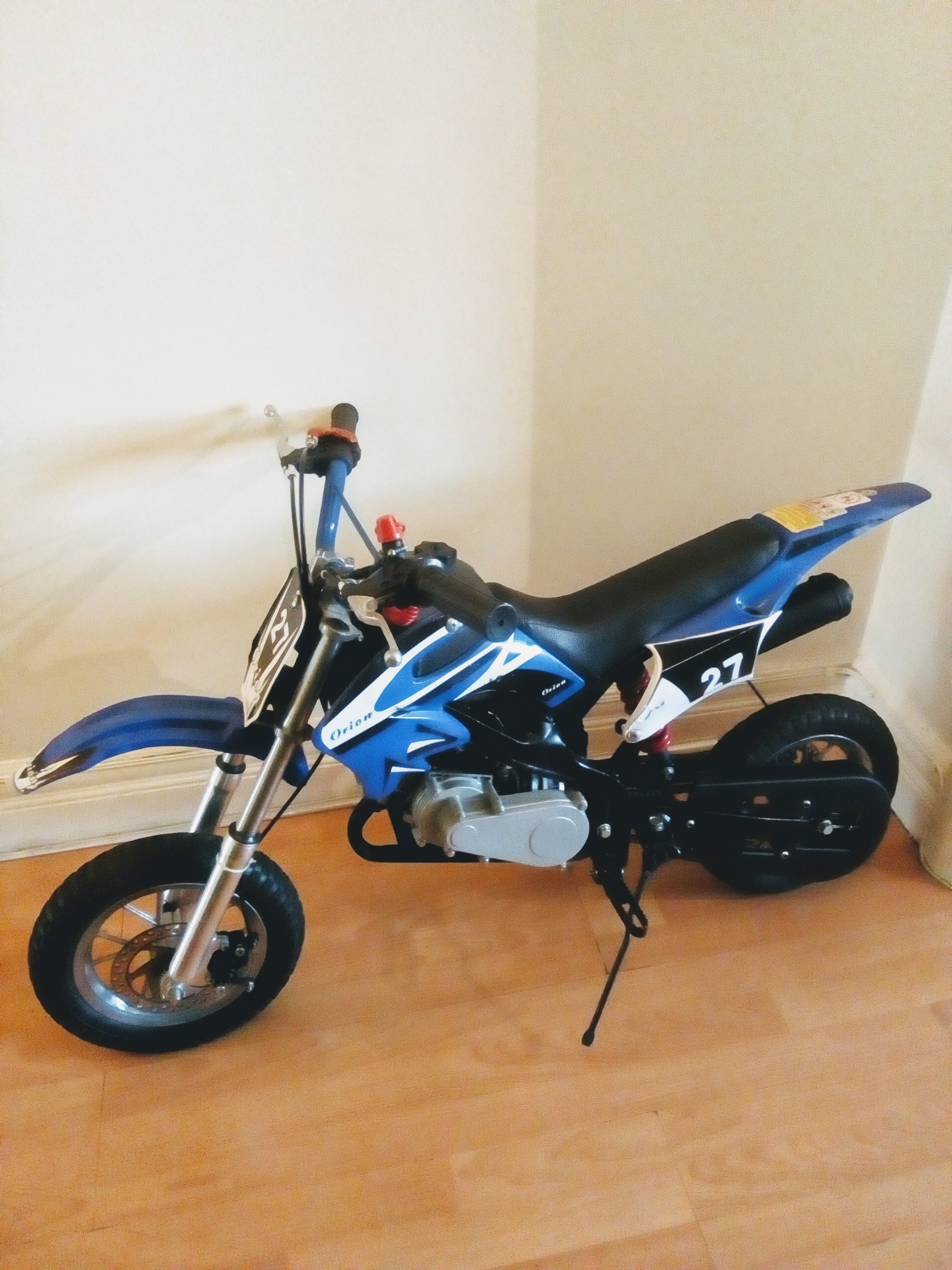 Lot 40 - ORION 49CC DIRT BIKE *NO VAT*