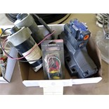 LOT OF SERVO MOTORS & DIRECTIONAL VALVE