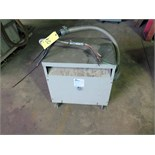 DRY TYPE TRANSFORMER, ACME, 480 v. primary, 208/120 v. secondary, 30 KVA