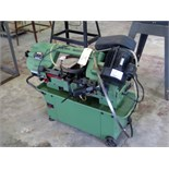 PORTABLE BANDSAW, CENTRAL MACHINERY, on wheels