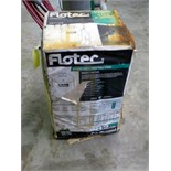 PRESSURIZED WATER TANK, FLOTEC MDL. FP7120, H.D. (new in box)