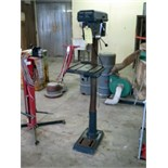 "DRILL PRESS, CRAFTSMAN 17"", on stand"
