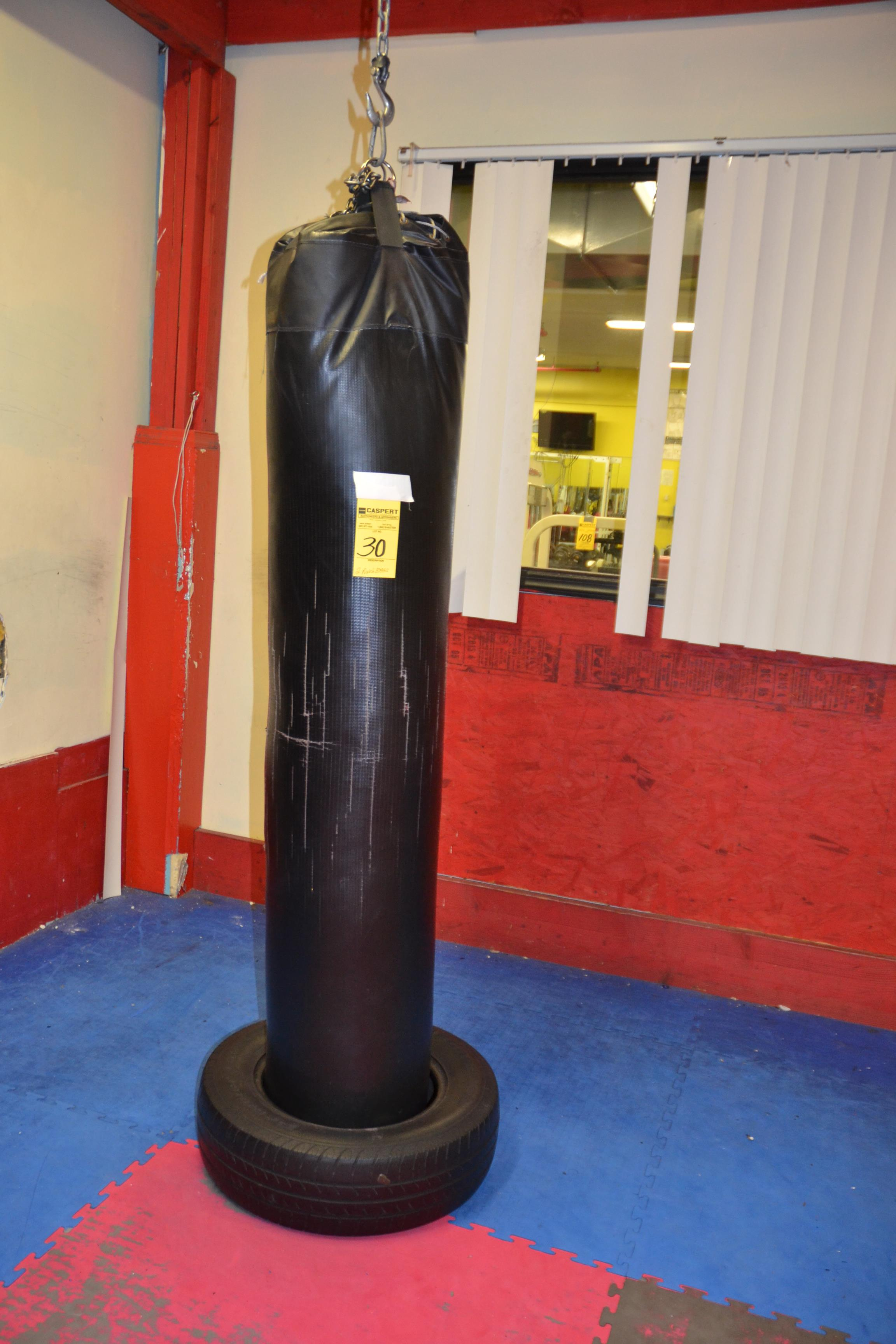 Lot 30 - PUNCH BAGS
