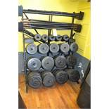 LOT - DON OLIVER WEIGHTS / BARS