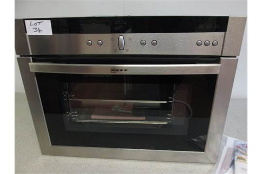 neff steam oven model c47d22 with manuals as new ex display rh i bidder com neff microwave oven manual neff oven instruction manual
