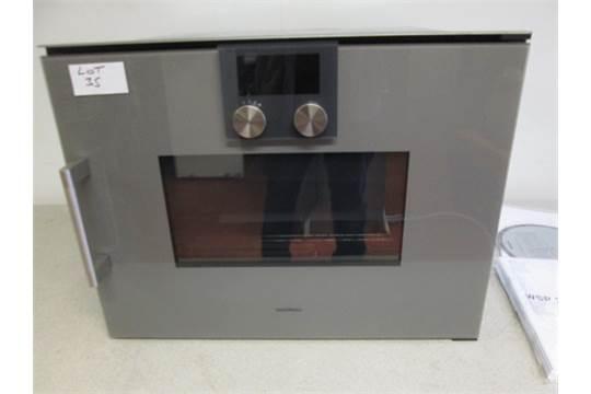 Gaggenau Combi Microwave Oven, 200