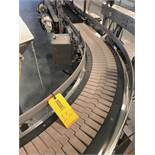 Alliance 90 degree curve with 7.5 inch conveyor