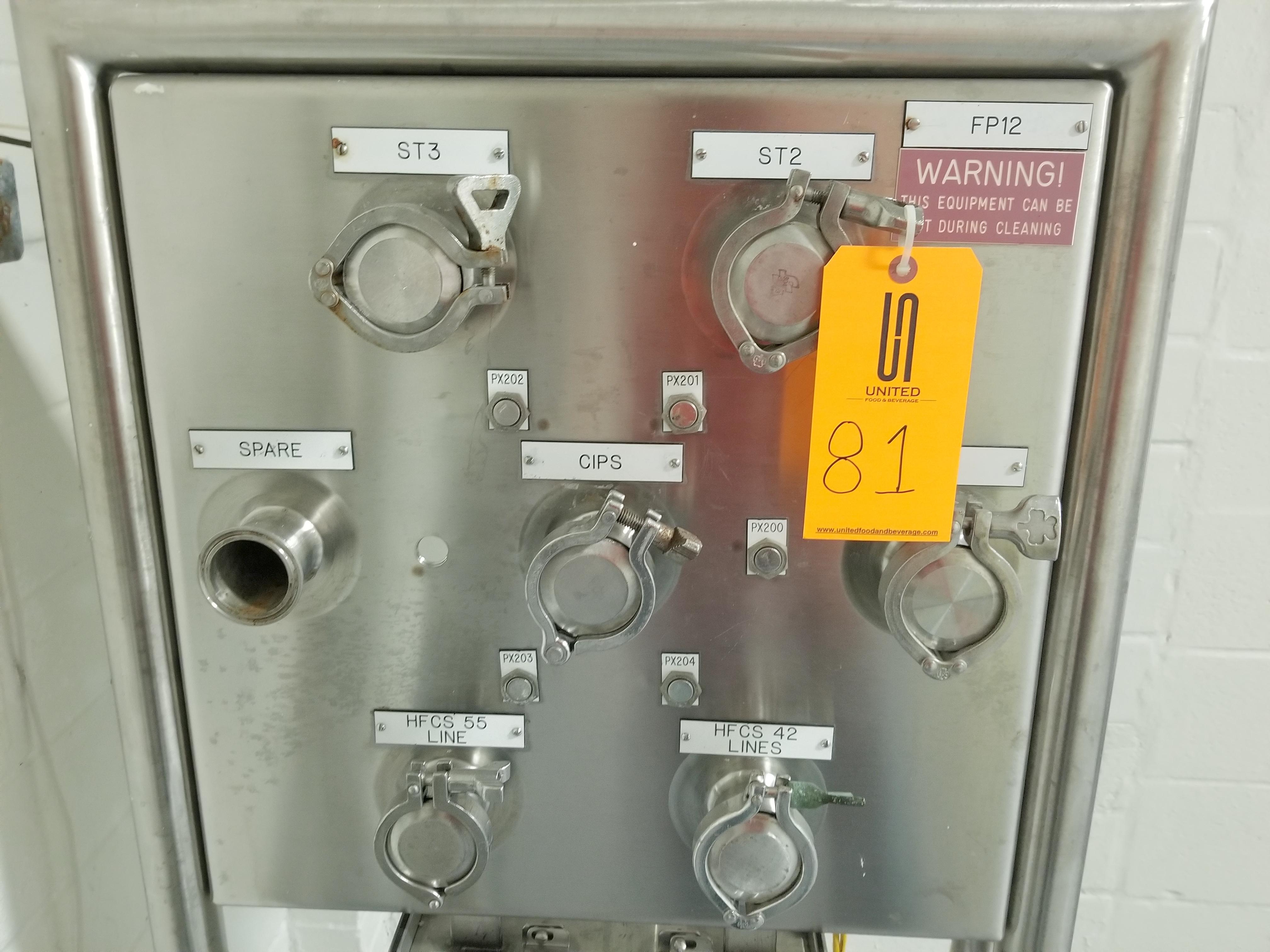7 Port Divert Panel - Image 2 of 3